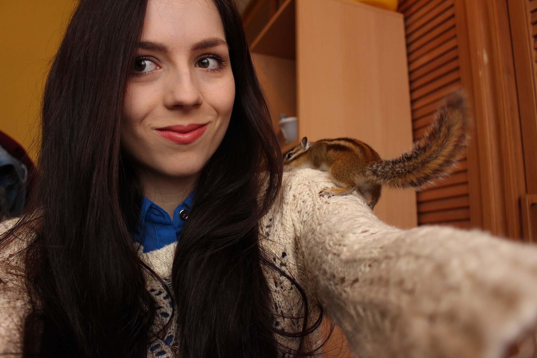 Streifenhörnchen, Burunduk, Hörnchen, sibirisches Streifenhörnchen, Lotti, Sophia Zoike, Tierfotografie